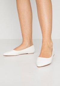 Anna Field - Ballet pumps - white - 0