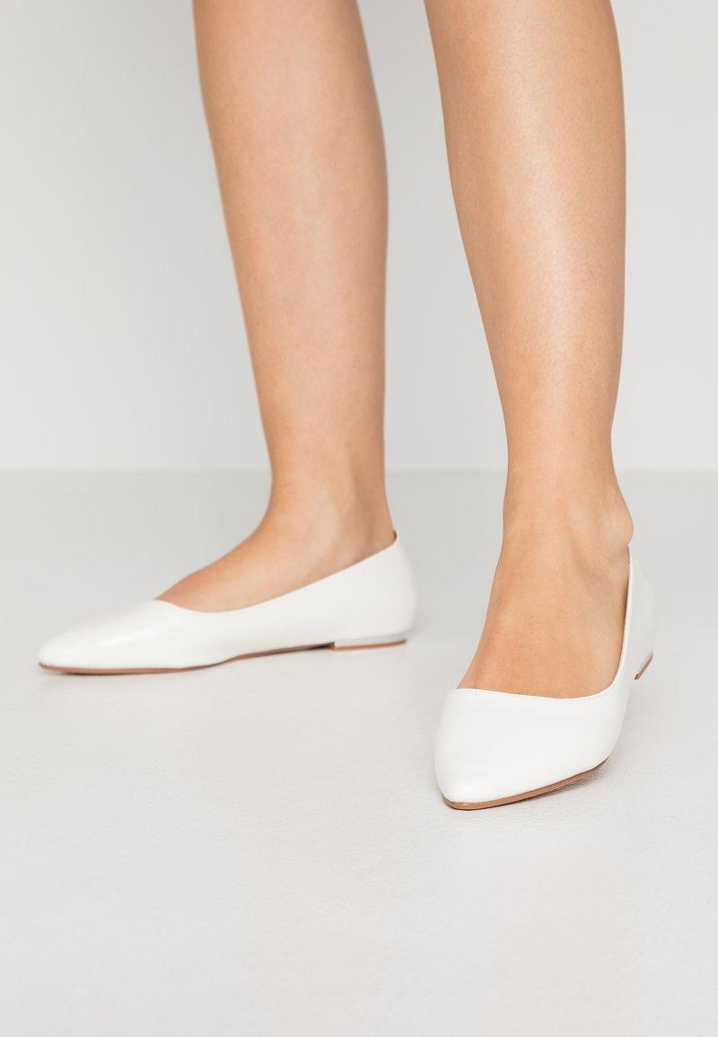Anna Field - Ballet pumps - white