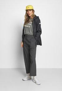 Regatta - BARBO - Waterproof jacket - lead grey - 1
