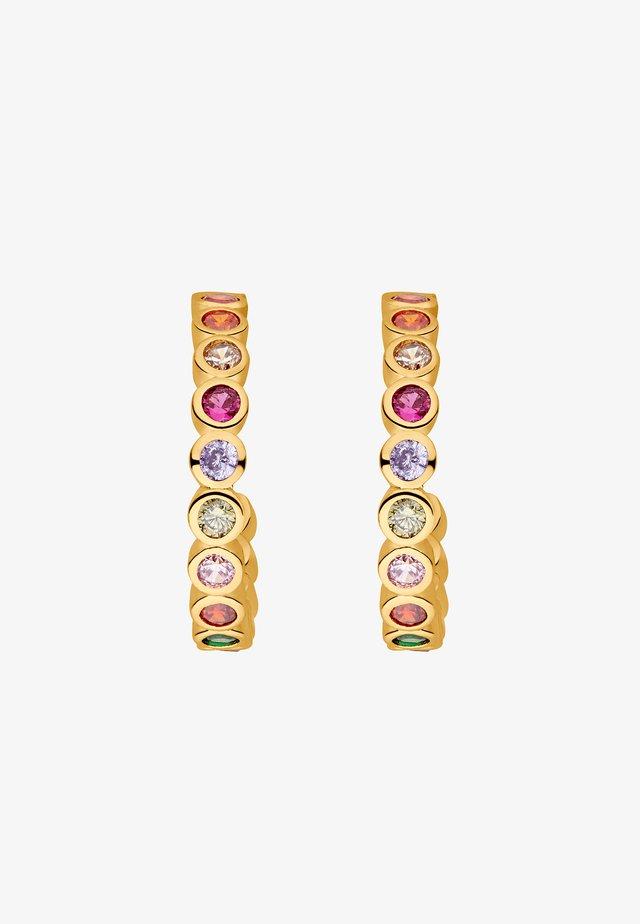 Boucles d'oreilles - goldfarben