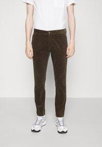 NN07 - KARL - Trousers - clay - 0