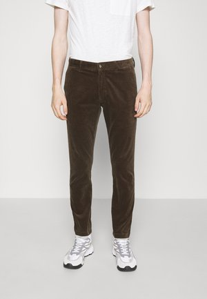 KARL - Trousers - clay