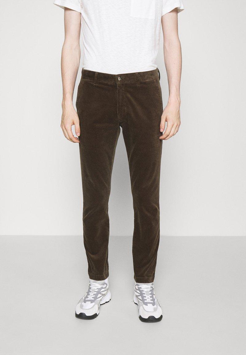 NN07 - KARL - Trousers - clay