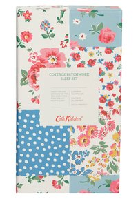 Cath Kidston Beauty - PATCHWORK TRAVEL SLEEP SET - Körperpflegeset - - - 3
