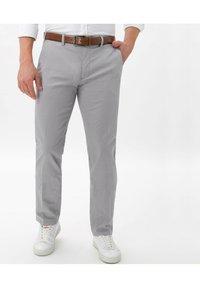 BRAX - PIO - Pantalon classique - grey - 0