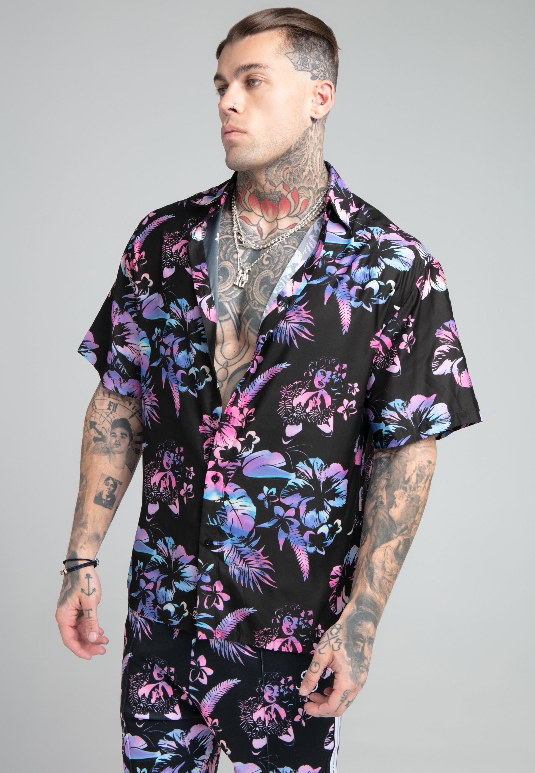 Men HAWAII RESORT SHIRT - Shirt