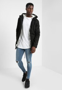 Only & Sons - ONSALEX TEDDY - Parka - black - 1
