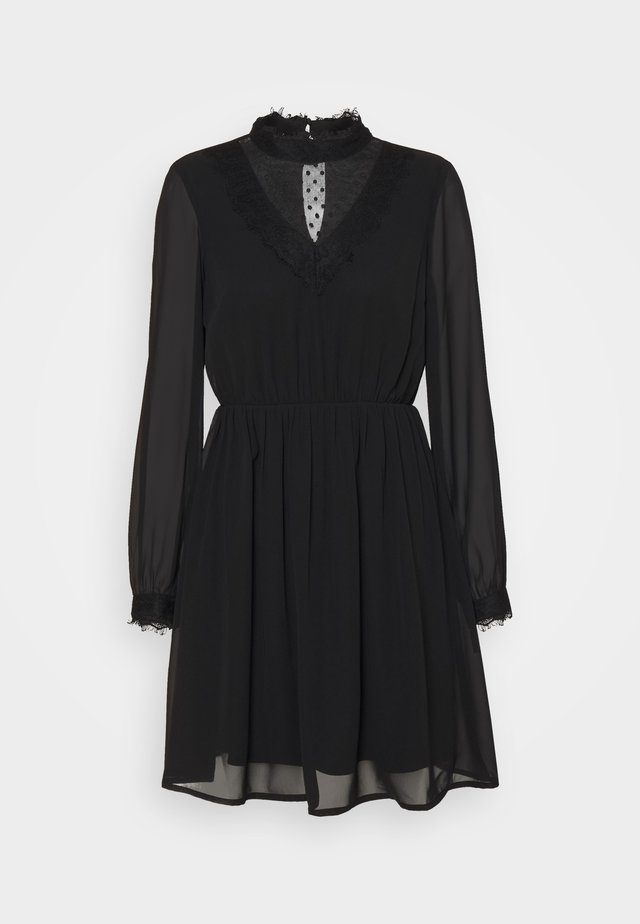 VMBELLA DRESS - Day dress - black