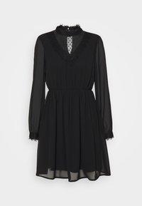 Vero Moda - VMBELLA DRESS - Cocktail dress / Party dress - black - 5
