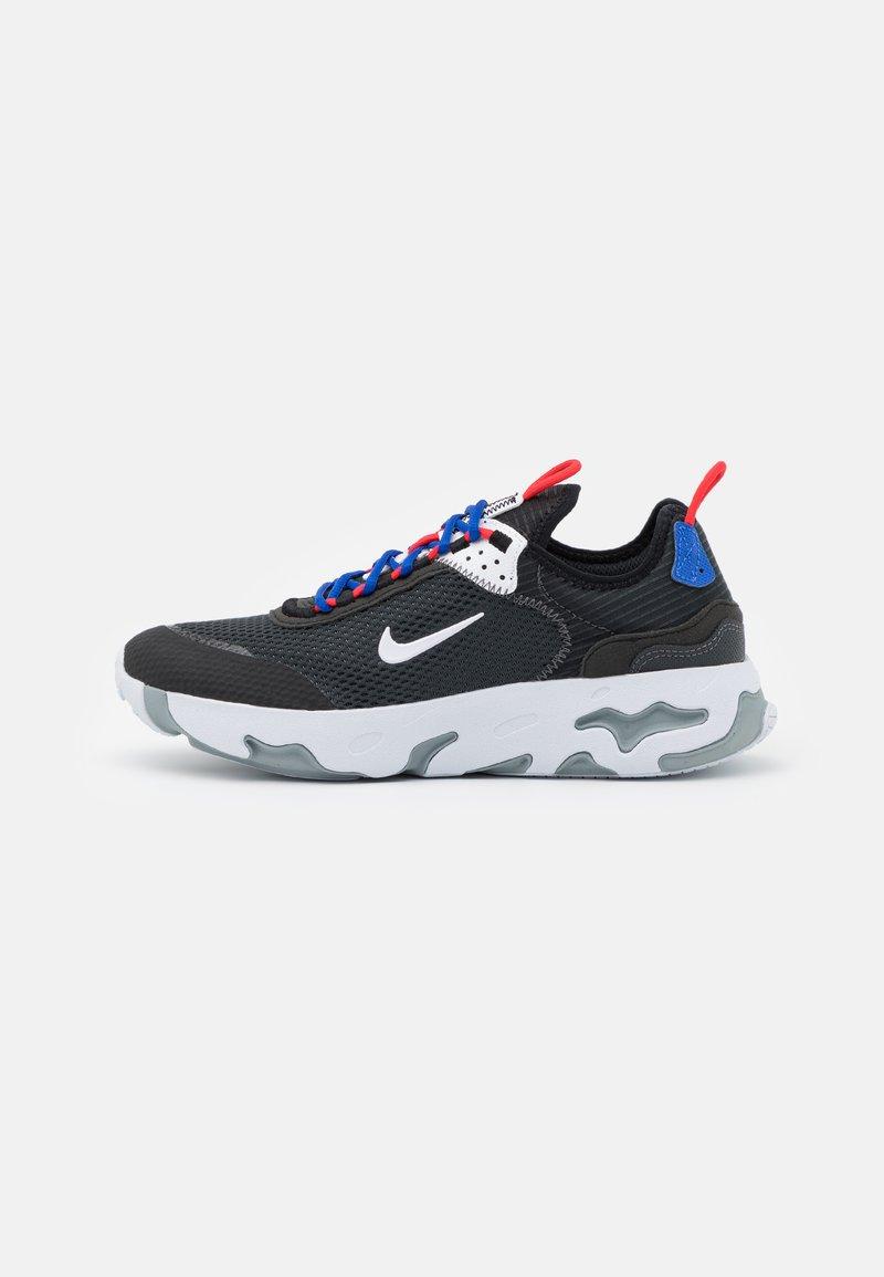 Nike Sportswear - REACT LIVE UNISEX - Sneakers basse - grey fog/game royal/platinum tint/iron grey