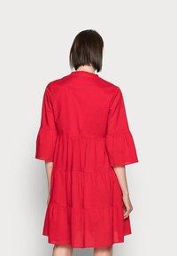 s.Oliver - Skjortekjole - red - 2