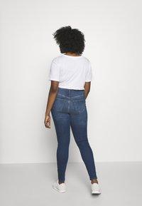 JUNAROSE - by VERO MODA - JRZERO - Jeans Skinny Fit - light blue denim - 2