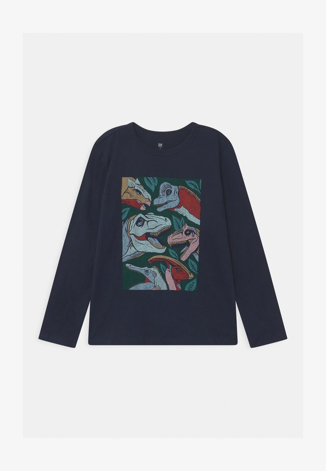 BOY - Long sleeved top - tapestry navy