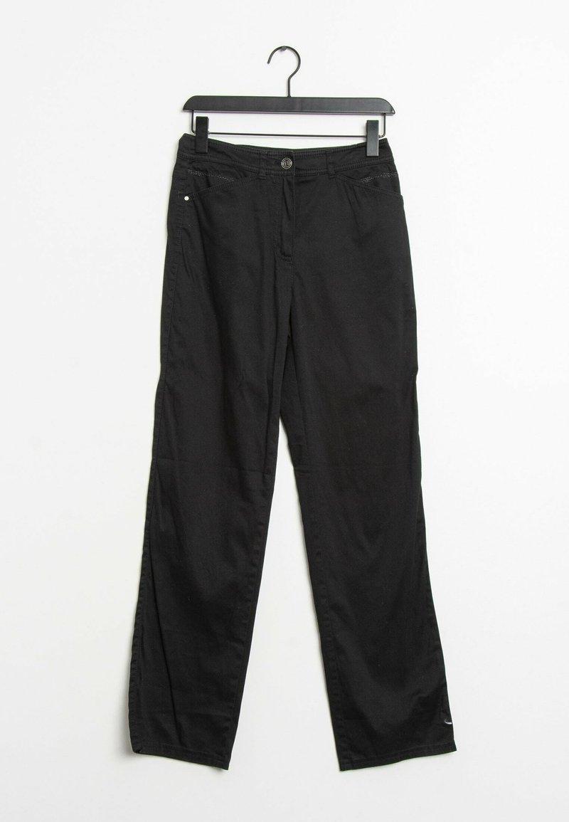 Gerry Weber - Trousers - black
