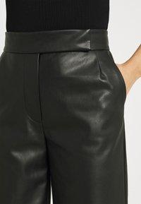 Stylein - VIVIEN - Kalhoty - black - 5