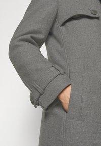 DRYKORN - SKOPJE - Short coat - grey - 3