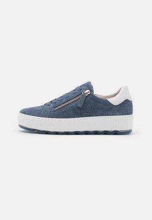 Sneakers laag - nautic/weiß
