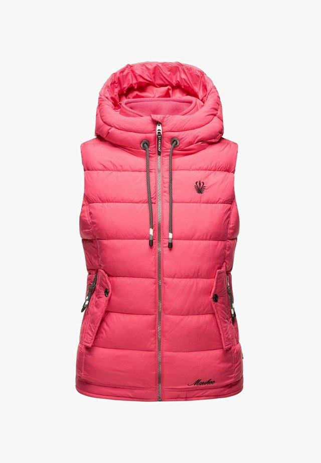 TAISAA - Bodywarmer - pink