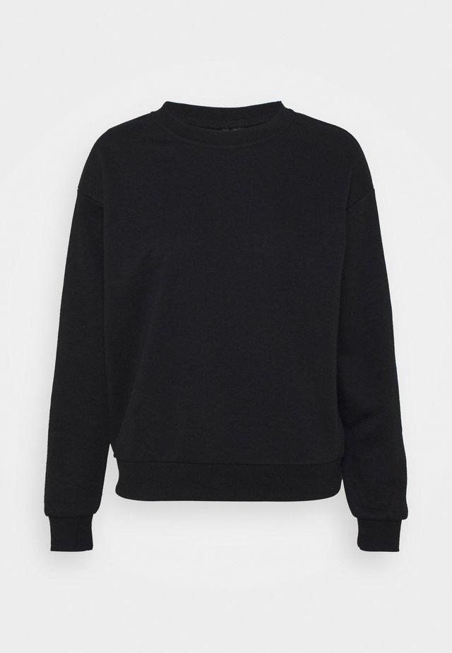 VMNATALIA  OVERSIZED  - Sweatshirts - black
