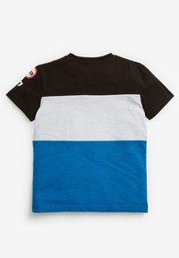 Next - Print T-shirt - blue - 1