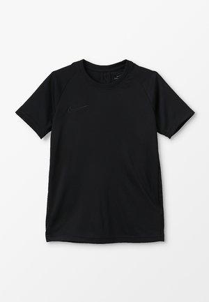 DRY  - T-shirt sportiva - black