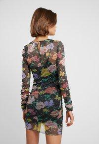 Alice McCall - COSMIC MINI - Pouzdrové šaty - black - 2
