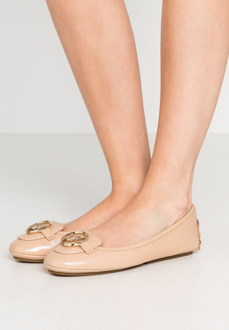 MICHAEL Michael Kors - LILLIE - Ballet pumps - light blush