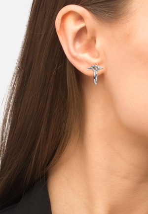 CUPLA  - Earrings - silver-coloured