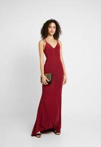 Club L London - Společenské šaty - raspberry - 2