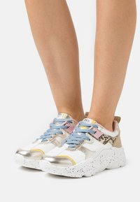 ONLY SHOES - ONLSANNA CHUNKY - Trainers - multicolor - 0