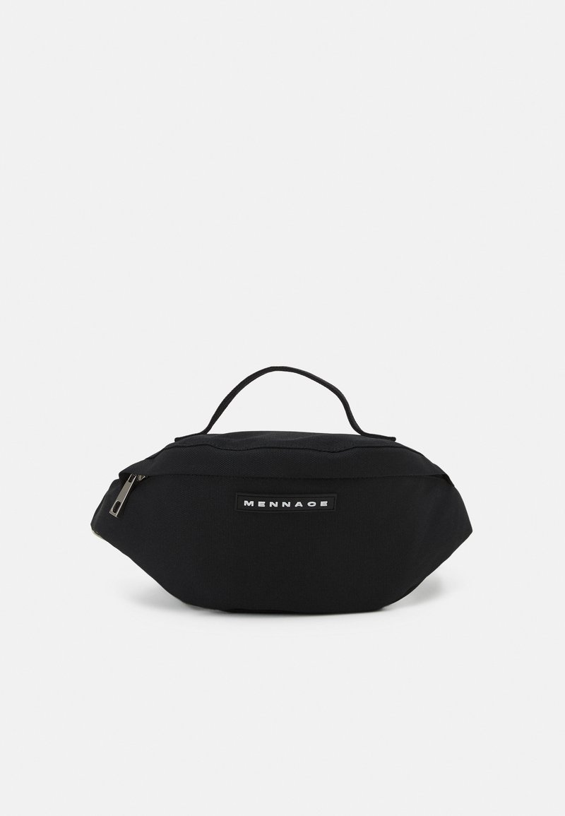 Mennace - AFTERMATH MENNACE HANDLE BUM BAG UNISEX - Bæltetasker - black