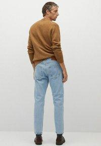 Mango - BEN - Straight leg jeans - hellblau - 2