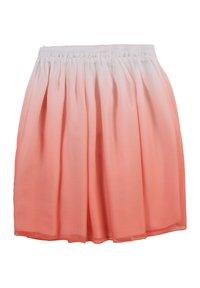 Carrement Beau - A-line skirt - blanc corail - 1