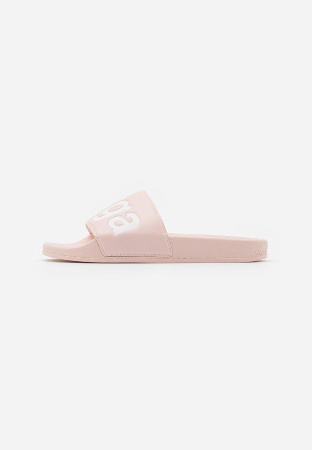 SLIDES  - Pantofle - rosa