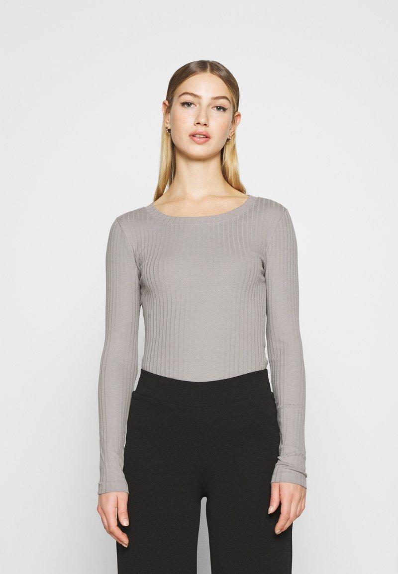 Even&Odd - Maglietta a manica lunga - grey