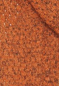 ICHI - OLANDA  - Cardigan - bombay brown - 2