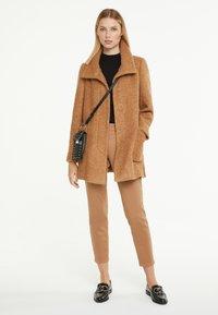 comma - Winter jacket - camel - 1