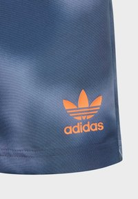 adidas Originals - SWIM SHORT - Swimming shorts - blue - 4