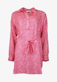 Zwillingsherz - Shirt dress - pink - 0