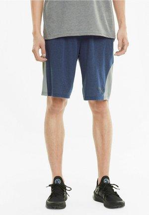 Pantaloncini sportivi - elektro blue