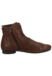 Think! - Lace-up ankle boots - mocca - 6
