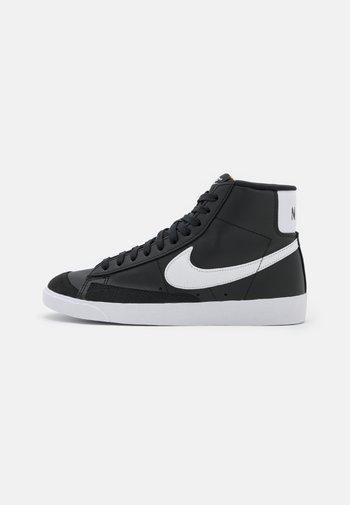 BLAZER 77 - Sneakers alte - black/white