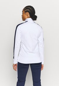 ASICS - WOMAN SUIT - Tracksuit - real white - 2