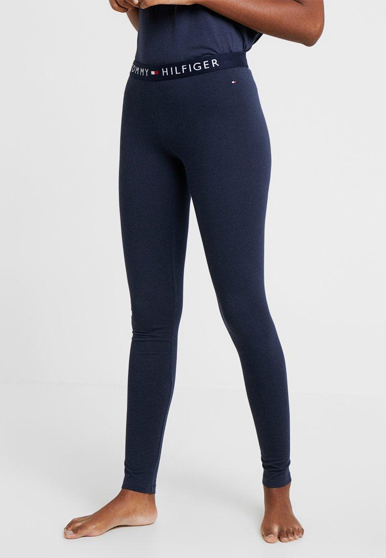Tommy Hilfiger - ORIGINAL - Pantaloni del pigiama - navy blazer
