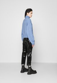 Weekday - AGGIE TURTLENECK - Pullover - dove blue - 2