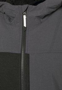 Spyder - ALPS FULL ZIP HOODIE - Fleece jacket - black - 2