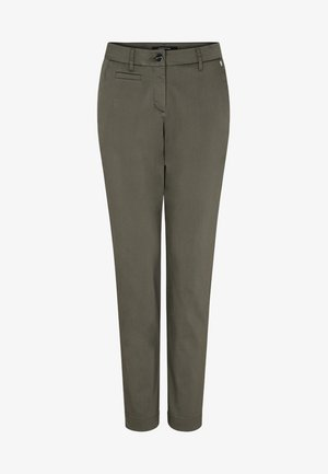 Trousers - khaki
