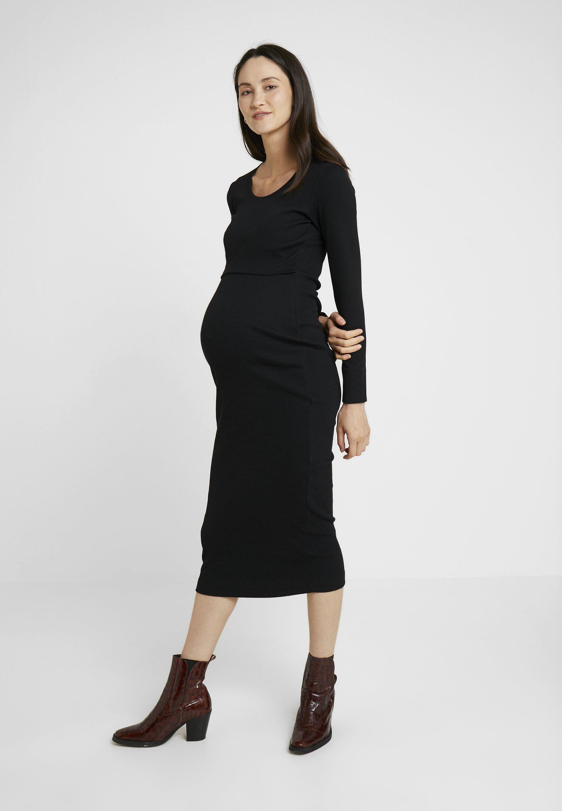 Recommend Cheap Women's Clothing Boob SIGNE DRESS Maxi dress black BQCaupEmP