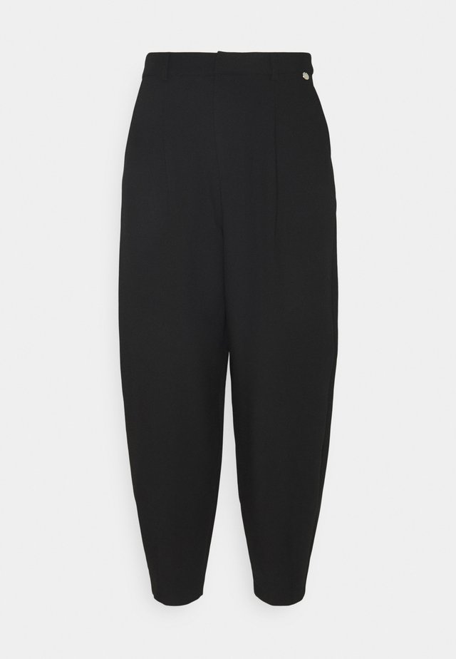 PANTS - Pantaloni - black