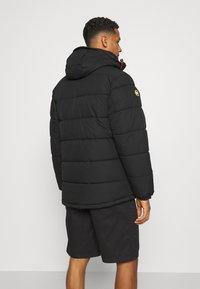 NAUTICA COMPETITION - ANTIGUA - Winter coat - black - 2